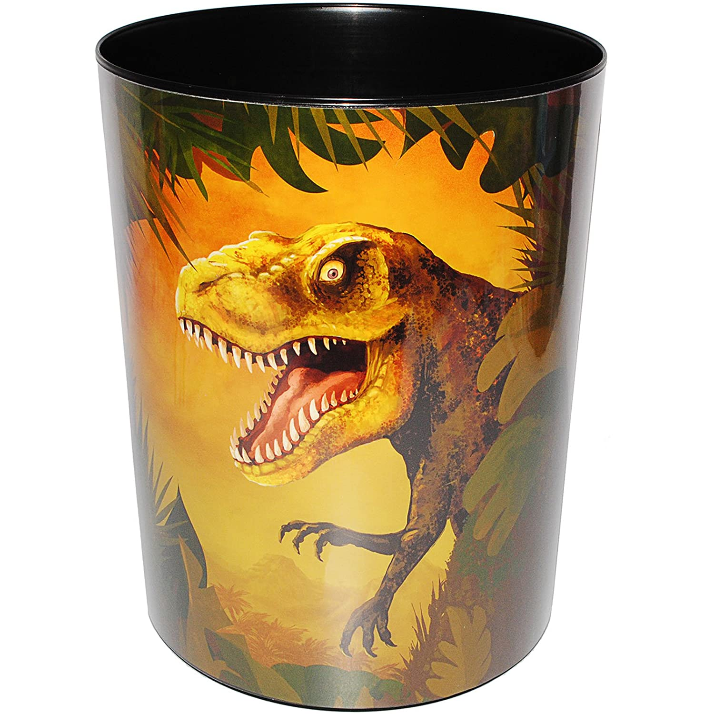 alles-meine.de GmbH Papierkorb / Behälter - Dinosaurier - Tyrannosaurus Rex - Incl. Name - aus.. alles-meine.de GmbH Goldbuch