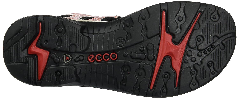 ECCO Women's EU/6-6.5 Yucatan Sandal B01KINVSOK 37 EU/6-6.5 Women's M US|Coral Blush a39d0e