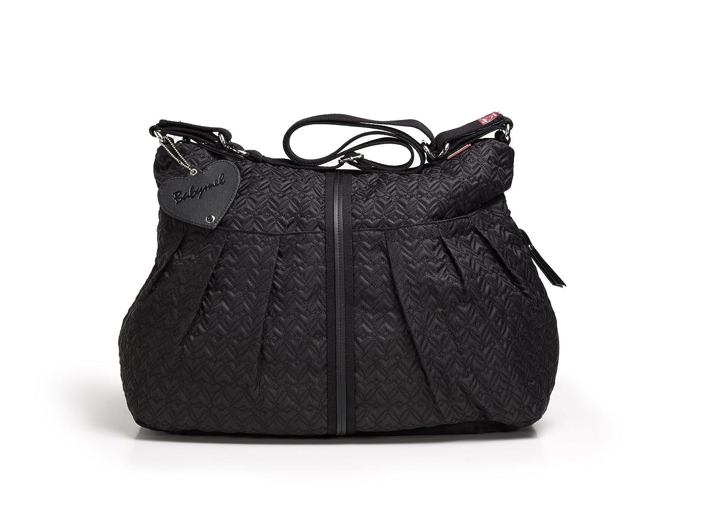Babymel Amanda Quilted Diaper Bag - Black Bags That Work Ltd