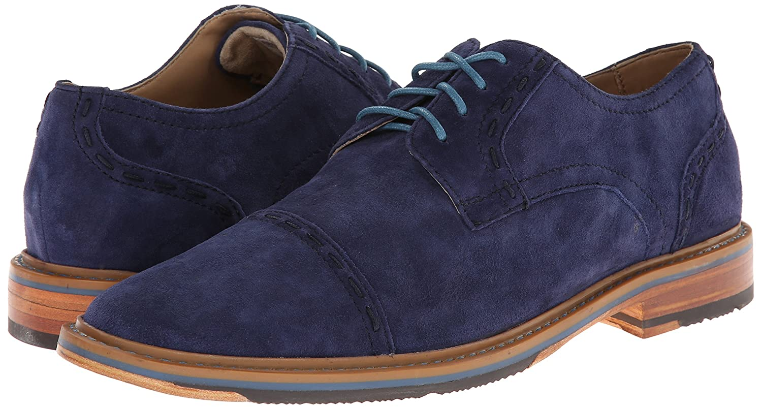 Rockport Men s Park cap Hill Oxford Peacoat Nubuc Oxford 7 W (EE)   Amazon.it  Scarpe e borse 2ea014a9616