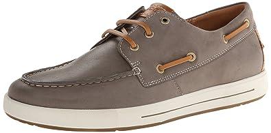 ecco deck shoes mens