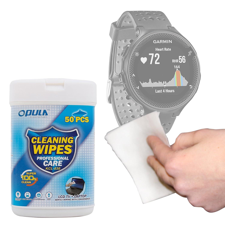 DURAGADGET Toallitas Especiales para Limpiar Su Smartwatch Garmin ...