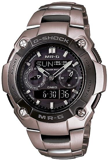 Reloj Casio G-shock MRG mundo seis estaciones correspondiente solar Radio mrg-7600d1bjf hombre: Amazon.es: Relojes