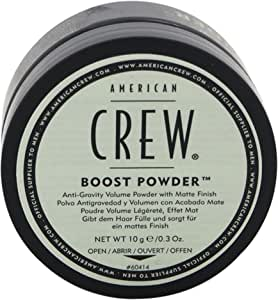 American Crew Boost Powder for Men, 0.3 Ounce