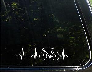 Sweet Tea Decals Bicycle Lifeline - 8 3/4