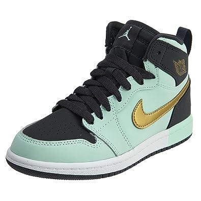 NIKE Jordan 1 Retro HIGH GP Mens Fashion-Sneakers 705321-300 12C - Mint Foam 189244d7a3