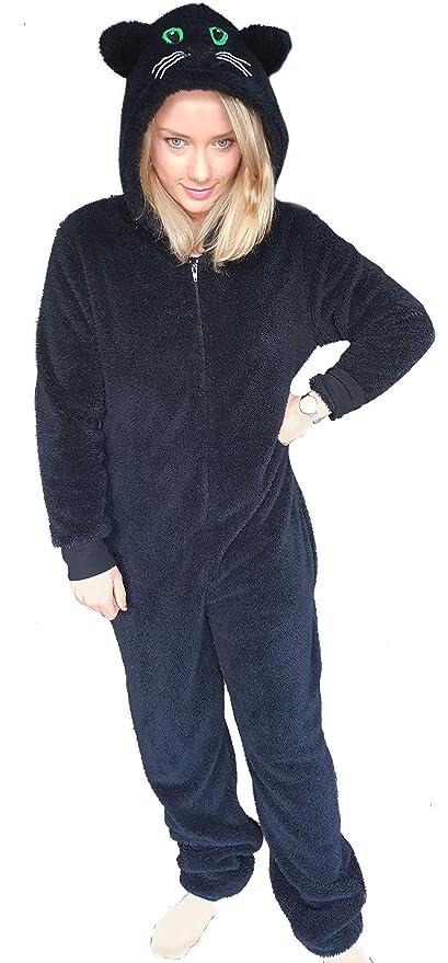 fb2514e8c0d90 Wunsy Grenouillère Combinaison-Pyjama Onesie Animal Pour Enfants Garçons Et  Filles - Singe