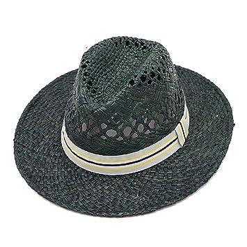 a6a2c8c11 Amazon.com: B dressy Men's Straw Hat Sample Panama Hat Top Hat Ms ...