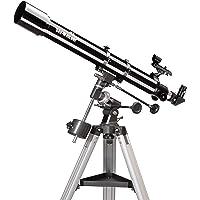 Sky-Watcher Newton Télescope, 70/900, Monture équatoriale EQ1, Noir