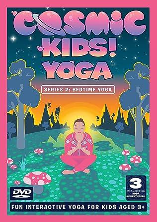 Amazon Com Cosmic Kids Yoga Series 2 Dvd Bedtime Yoga Jaime Amor Martin Amor Movies Tv