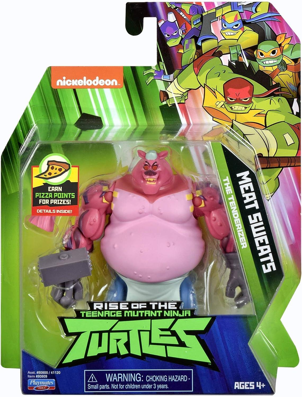 Amazon.com: Rise of the Teenage Mutant Ninja Turtles Carne ...