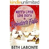 Merry Little Love Story in Reindeer Falls (A Reindeer Falls Sweet Romance Book 2)