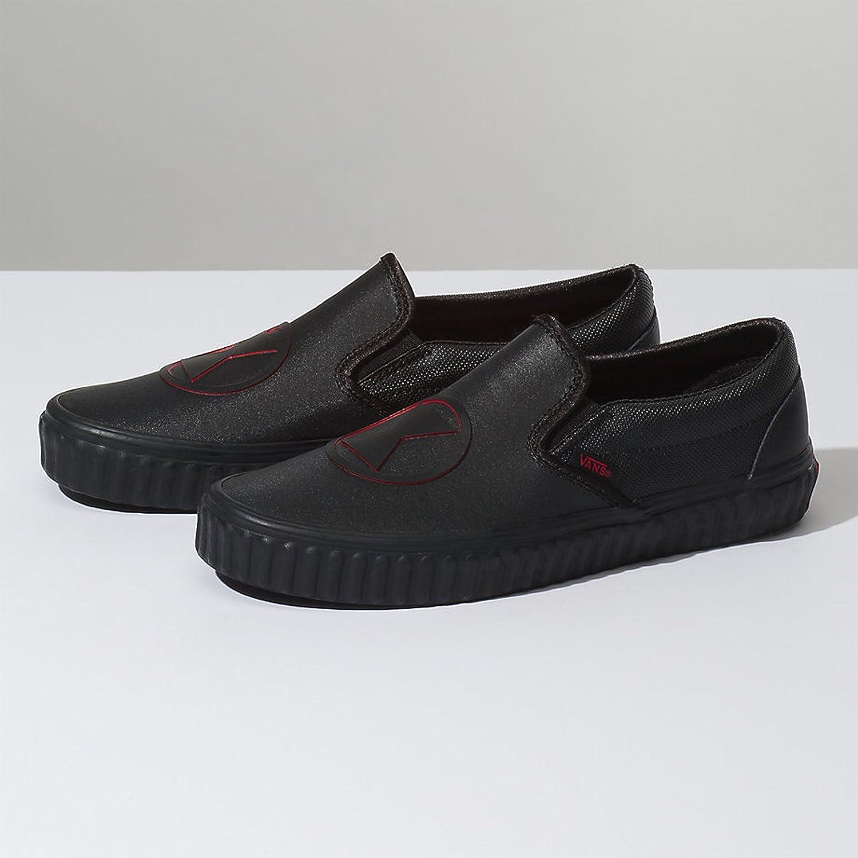 Vans schwarz AUTHENTIC, Unisex-Erwachsene Sneakers (Marvel) schwarz Vans Widow/schwarz 5d01d5