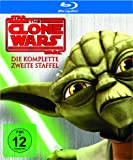Star Wars - The Clone Wars - Staffel 2 [Blu-ray]