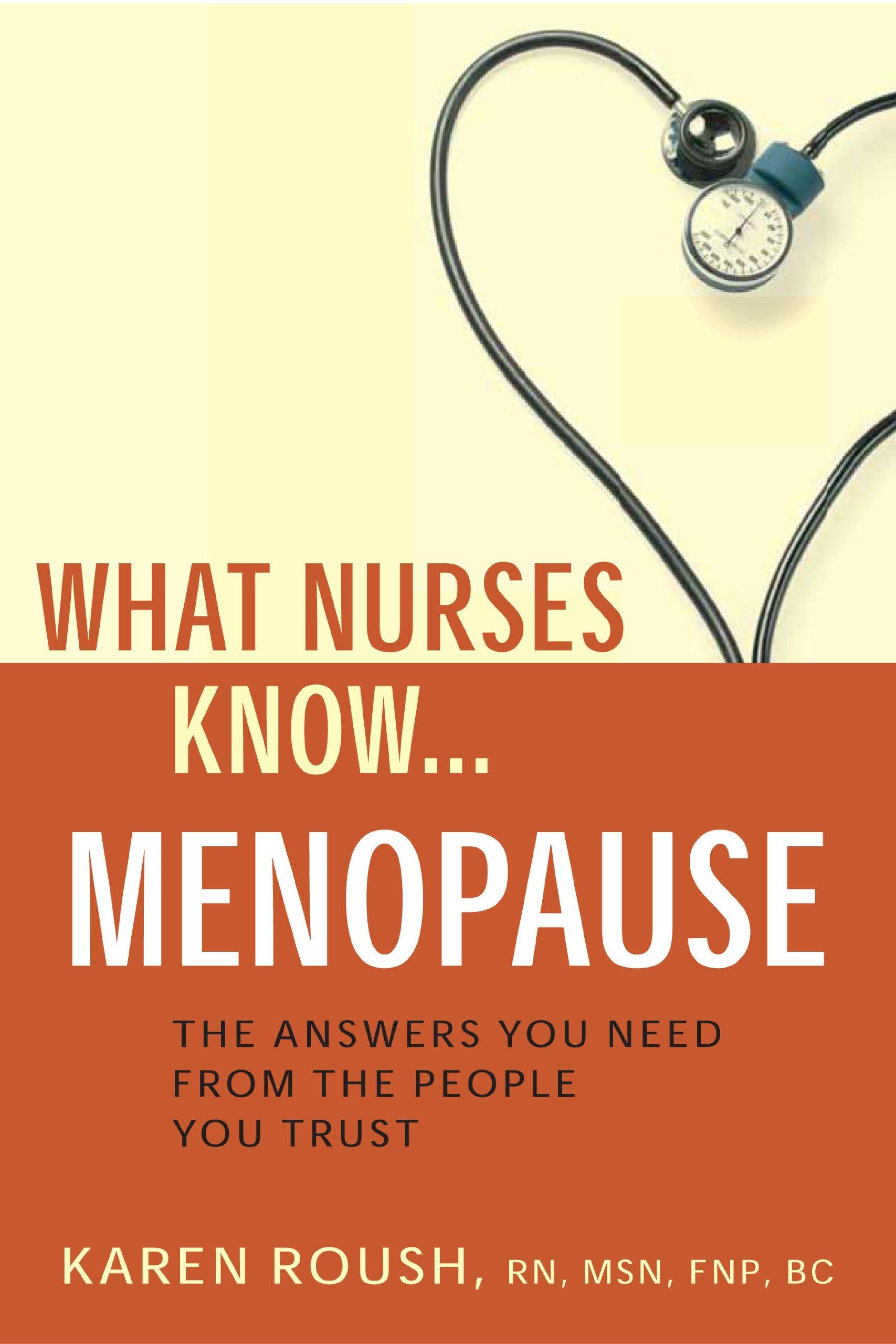Download What Nurses Know...Menopause PDF