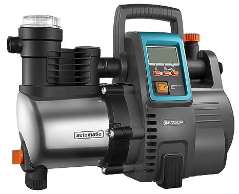 Gardena 1760 20 Premium 60006e Lcd Inox Pompa A Pressione