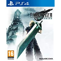 Final Fantasy VII Remake - Standard- PlayStation 4