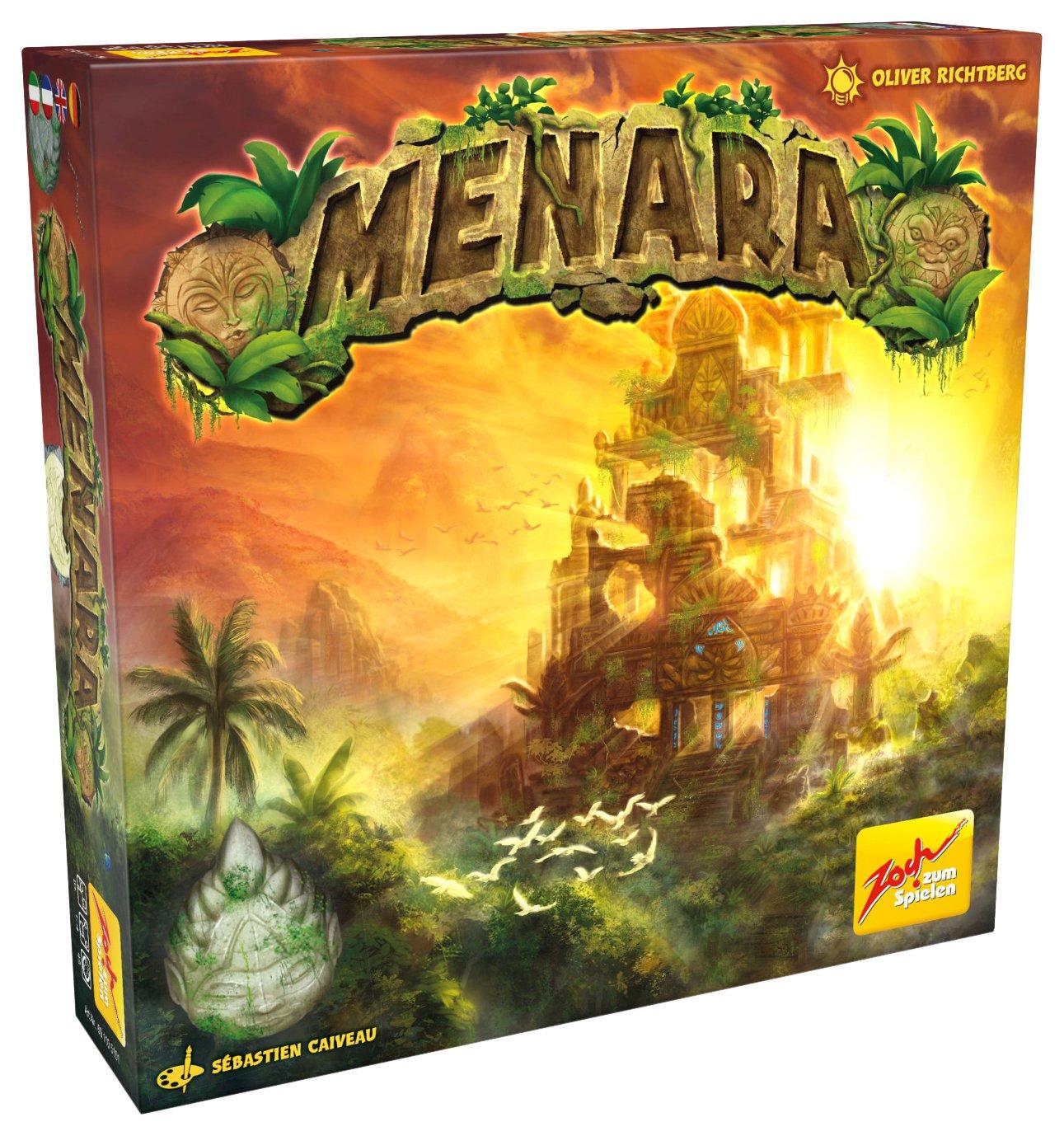 Noris Spiele 601105101 Menara, Bauspiel: Amazon.de: Spielzeug