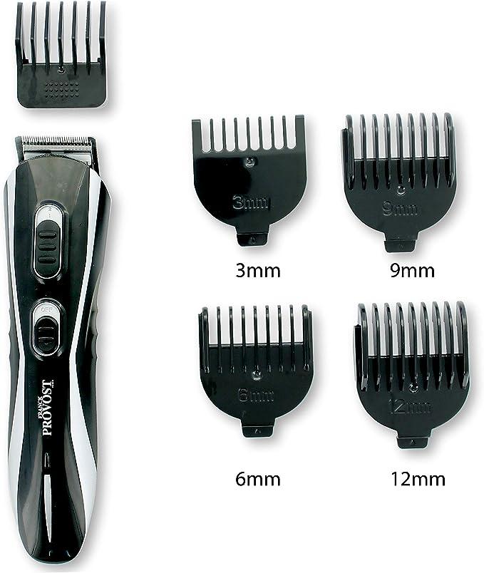 Franck Provost 577 - Kit 5 en 1 Barbero The Barb Xpert: Amazon.es ...