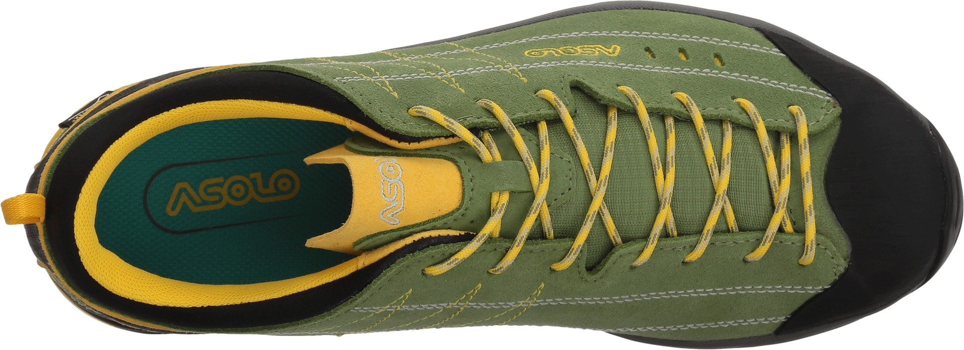 Asolo Women's Nucleon GV English Ivy/Yellow 6 B US by Asolo (Image #2)