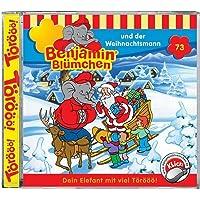 Folge 73: Benjamin und der Weihnachtsmann