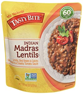 Tasty Bite Madras Lentils, 10 oz