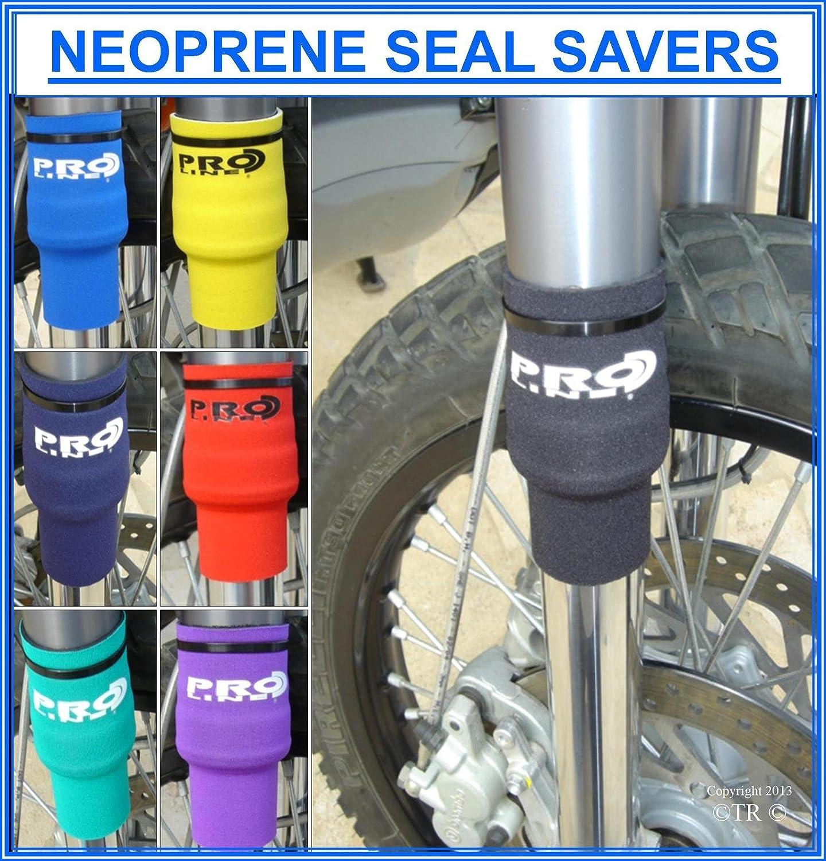 Proline Fork Leg Oil Seal Savers Black 50mmx130mm
