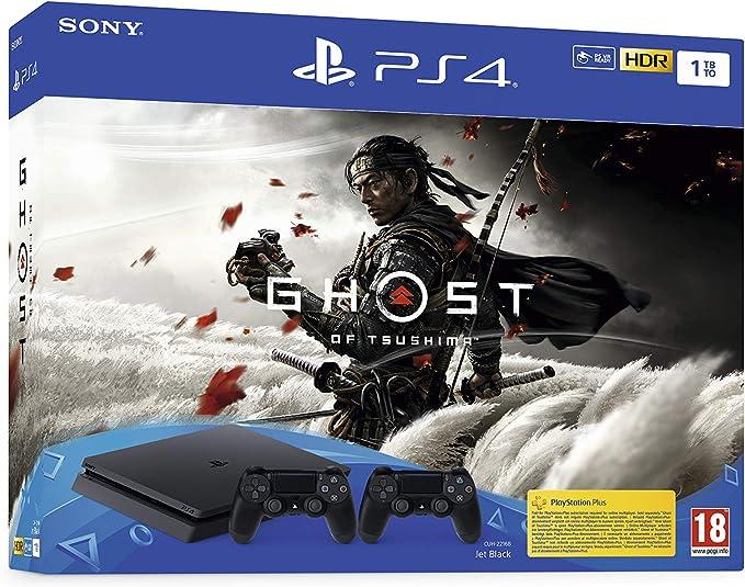 PlayStation 4 (PS4) - Consola 1 TB + GoT + 2ºDS4: Amazon.es: Videojuegos