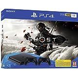 Playstation 4 (PS4) - Consola 500 Gb + 1 Mando Dual Shock 4 + Contenido Fortnite [Importación italiana]: Sony: Amazon.es: Videojuegos