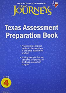 Texas journeys texas write source student tx assessment journeys texas assessment preparation student edition grade 4 fandeluxe Gallery