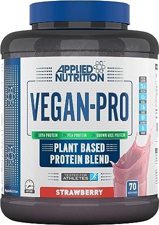 Applied Nutrition Mezcla de Proteínas A Base de Plantas Vegan ...