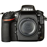 NEW Nikon DSLR Camera Body Only 36MP Sensor 1080p Recording D810