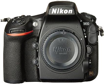Nikon D810 FX 36 3MP Digital SLR Camera Body Only