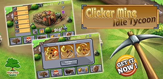 Clicker Mine Idle Tycoon