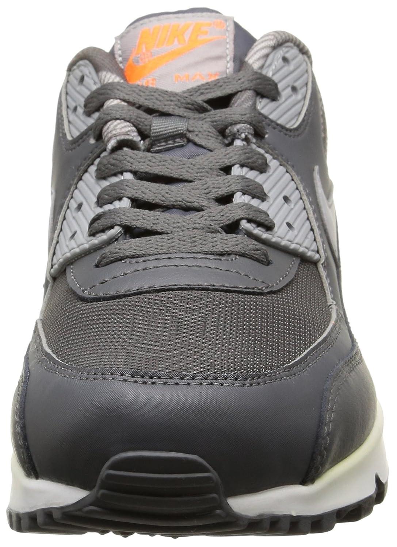 half off 6a287 58dc0 Nike air max 90 Print Mens Trainers 749817 Sneakers Shoes (10.5 M US, Dark  Grey Wolf Grey Total Orange 018)  Amazon.ca  Shoes   Handbags