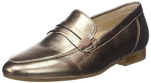 Gabor Shoes Comfort Sport, Zapatos de Tacón para Mujer, Multicolor (Silber), 40 EU