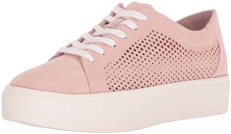 Dr. Scholl's Women's Kinney Lace Sneaker B074ZXN8QV 9 B(M) US|Blush Microfiber