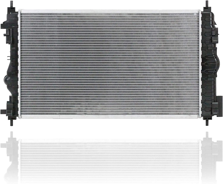 Radiator OSC 13471 fits 14-15 Chevrolet Cruze