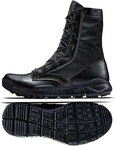 Nike SFB, Men's Safety Boots, Black, 9
