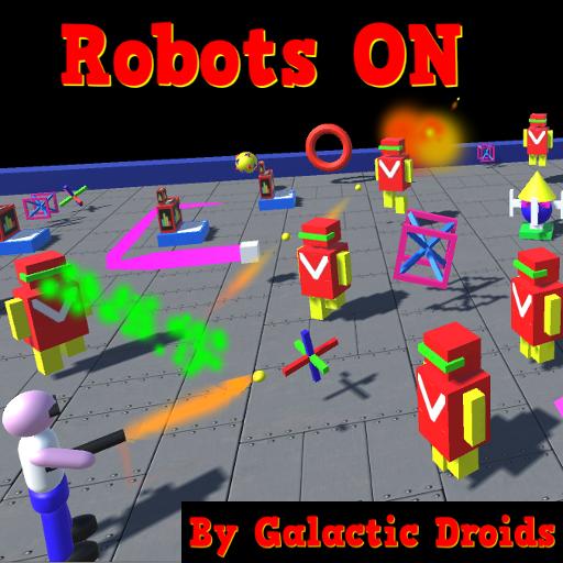 Robots On - Robotron Arcade