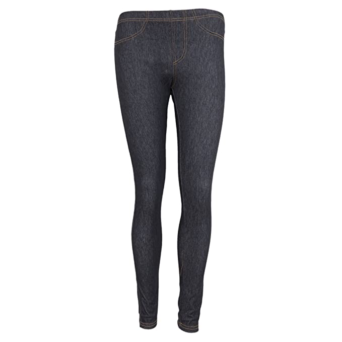 Floso- Jeggins para Mujer (pantalón Vaquero Tipo Leggins)