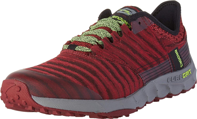 Brooks PureGrit 8, Zapatilla De Correr para Hombre: Amazon.es: Zapatos y complementos