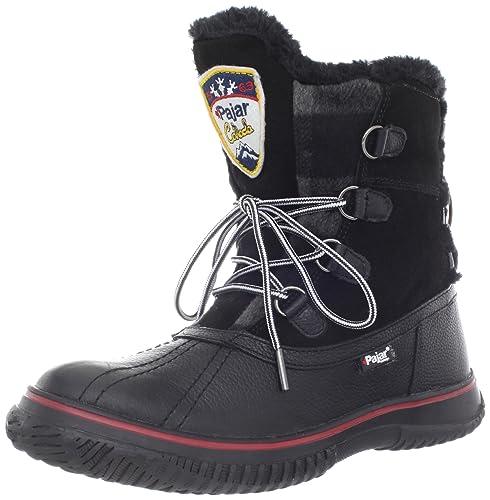 Wonderlijk Pajar Women's Iceberg Snow Boots: Amazon.ca: Shoes & Handbags AZ-95