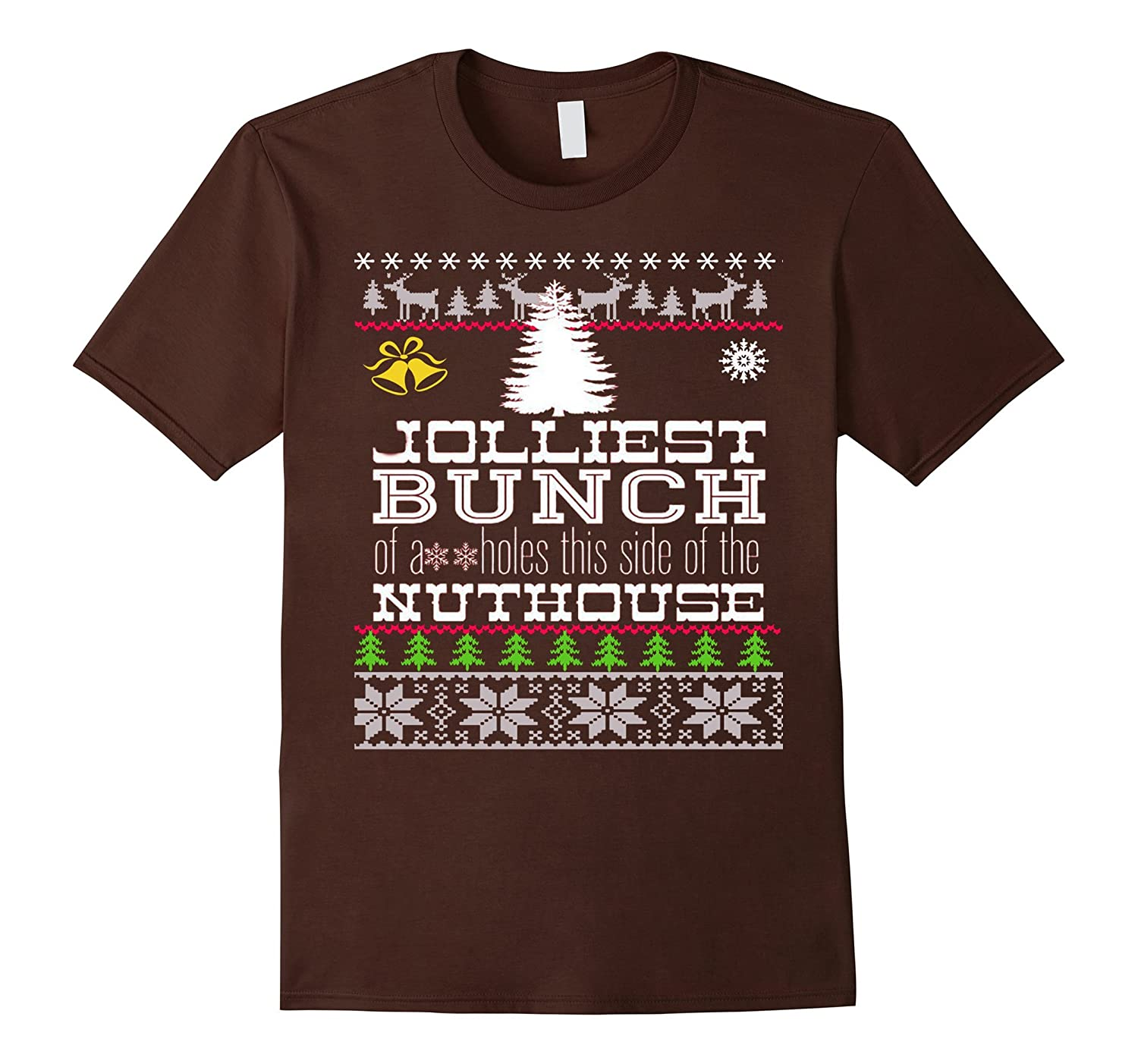 Christmas Vacation Quotes Jolliest Bunch Of: Jolliest Bunch Christmas Vacation Shirt