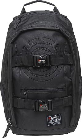 716fbf184708 Element All Black Mohave - 30 Litre Skateboarding Backpack (Default