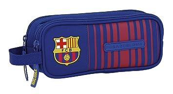 Safta Estuche FC Barcelona 17/18 Oficial Escolar 210x60x80mm