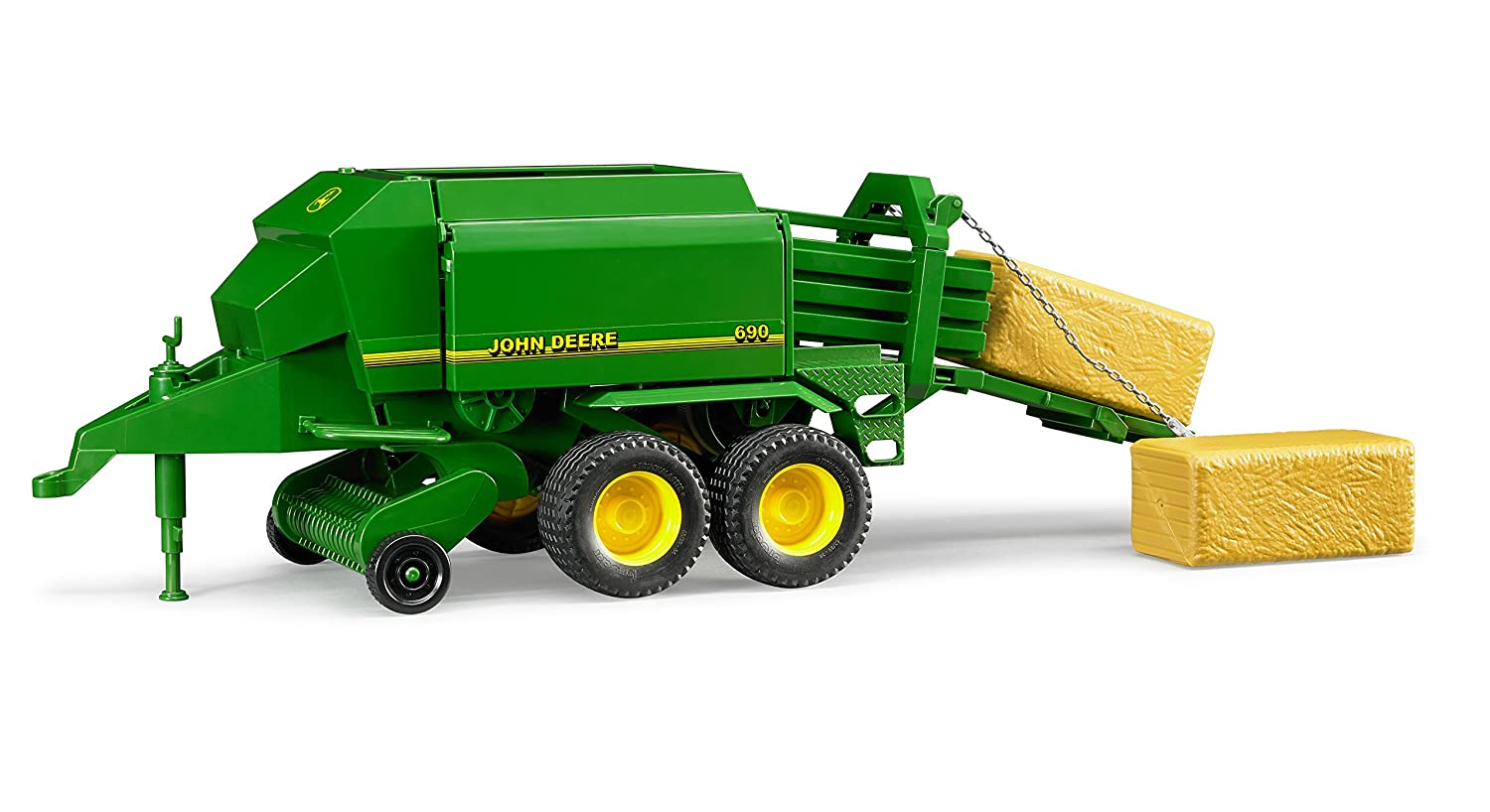 Bruder John Deere Big Bale Press