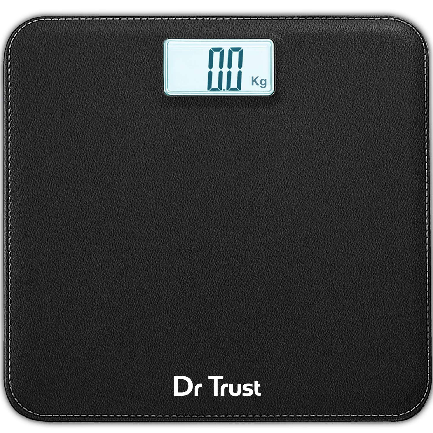 Dr. Trust Absolute Leather Personal Digital Scale Weighing Machine