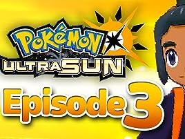 Amazon com: Watch Clip: Pokémon Ultra Sun Gameplay - Zebra