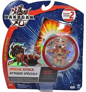 Amazon.com: TRANSLUCENT BAKUGAN B3 SERIES STARTER PACK-BAKUNEON ... | 320x298